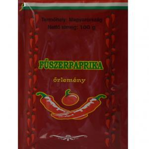10 dkg Special paprika powder - packet
